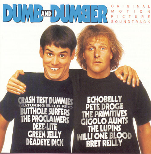 Dumb And Dumber by Original Soundtrack