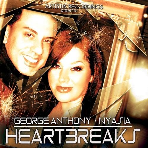 Heartbreaks (Maxi-Single) de George Anthony