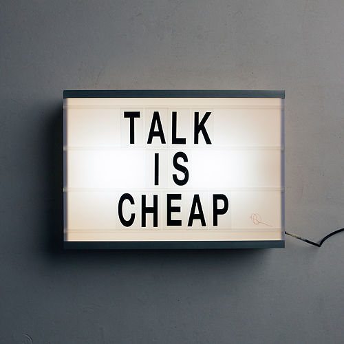 Talk Is Cheap by Chet Faker