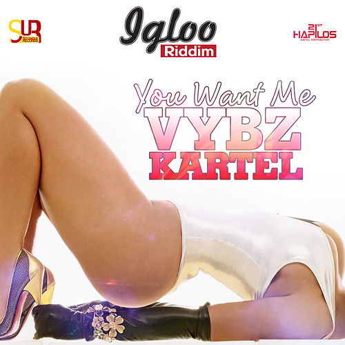 You Want Me - Single by VYBZ Kartel