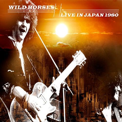 Live in Japan 1980 de Wild Horses