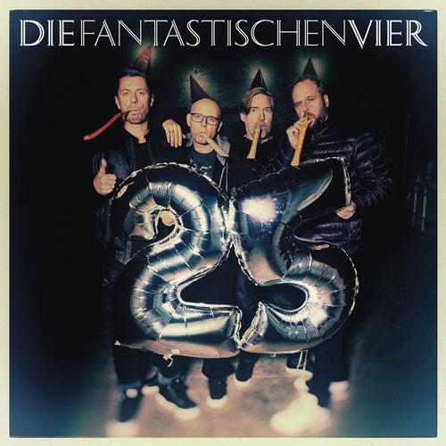 25 de Die Fantastischen Vier