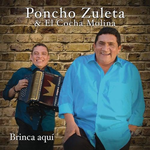 Brinca Aquí de Poncho Zuleta & El Cocha Molina