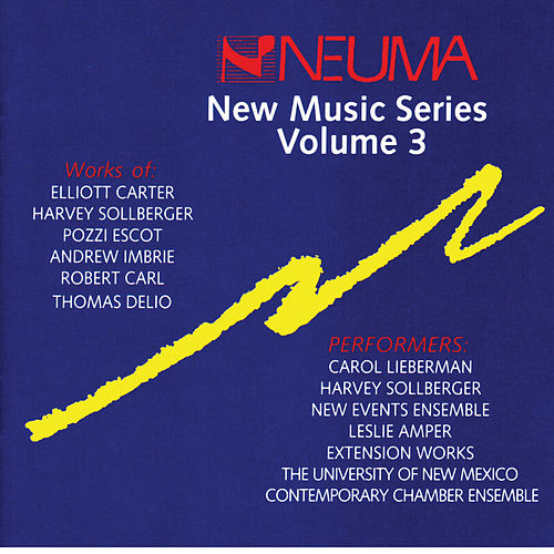 New Music Series, Vol. 3 de Various Artists