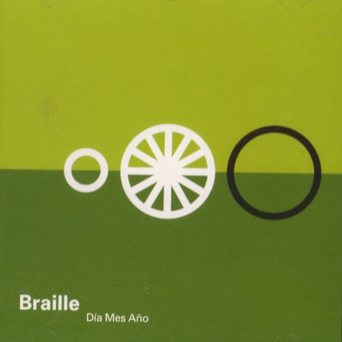 Día Mes Año by Braille