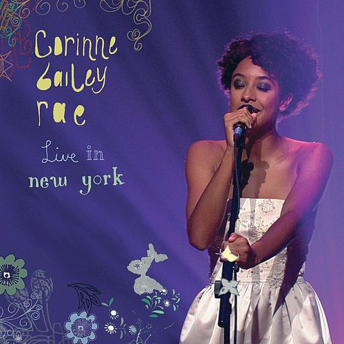 Live In New York de Corinne Bailey Rae