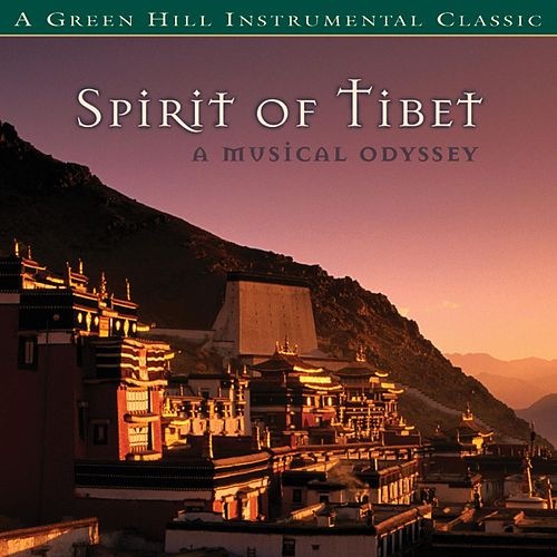 Spirit Of Tibet von David Arkenstone