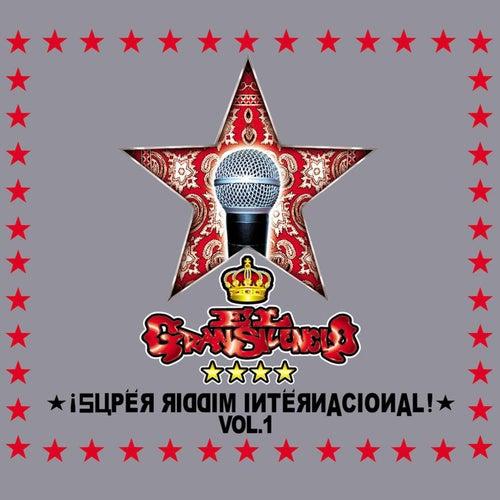 Super Riddim Internacional Volumen 1 de El Gran Silencio