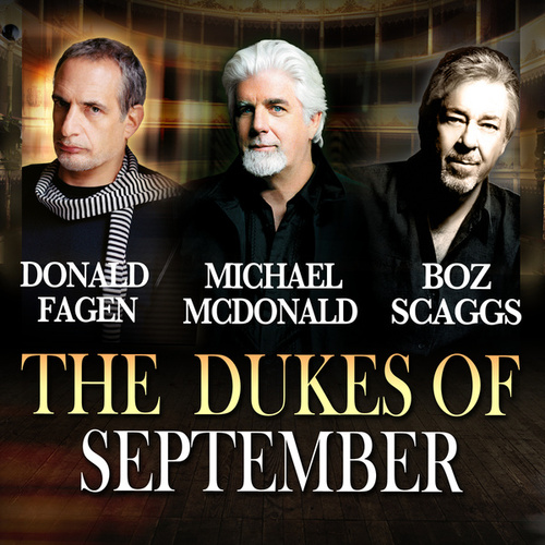 The Dukes Of September Live de The Dukes of September