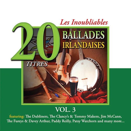 20 Ballades Irlandaises Inoubliables, Vol. 3 by Various Artists