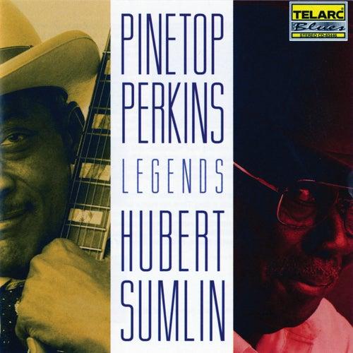 Legends by Pinetop Perkins