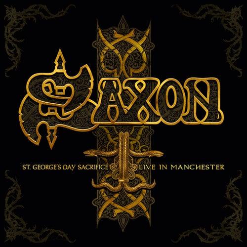 St. Georges Day - Live in Manchester von Saxon