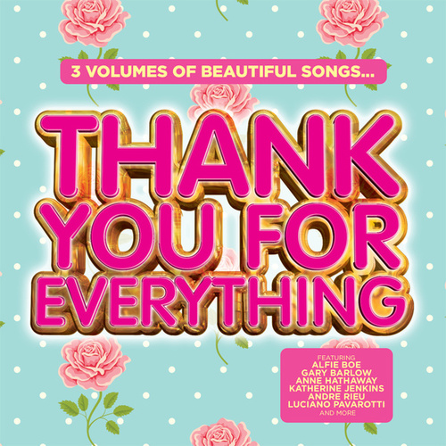 Thank You For Everything by Various Artists