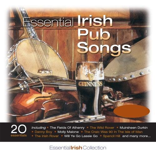 Essential Irish Pub Songs by Various Artists