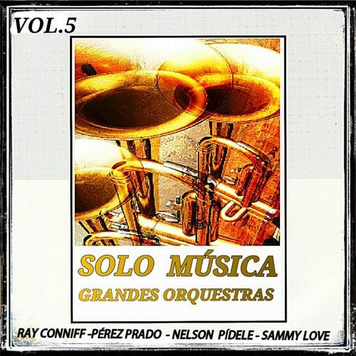 Grandes Orquestas: Solo Música Vol. 5 di Various Artists