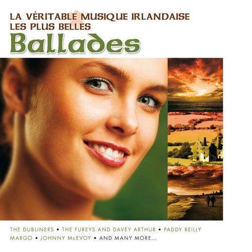 La Véritable Musique Irlandaise - Les Plus Belles Ballades by Various Artists