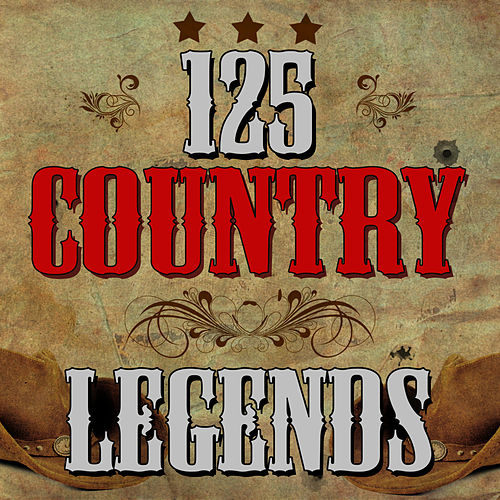 125 Country Legends by Various Artists
