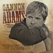 Breakin' Me Down by Gannon Adams