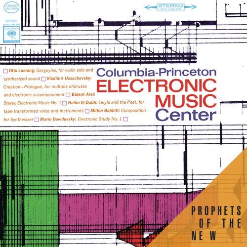 Columbia-Princeton Electronic Music Center de Columbia-Princeton Electronic Music Center