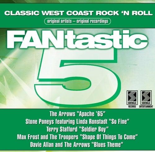 Classic West Coast Rock 'n' Roll von Various Artists