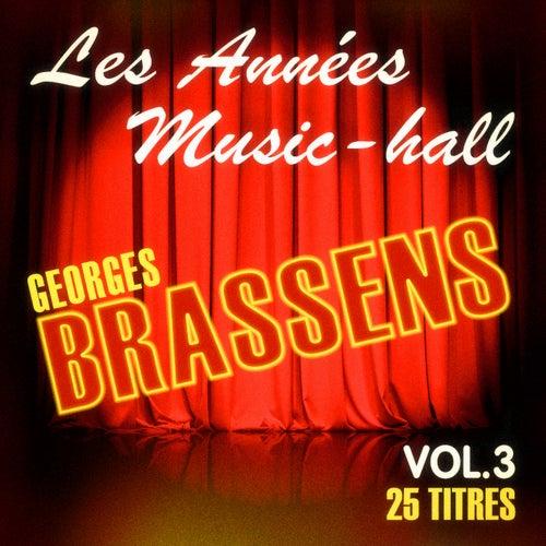 Les années music-hall: Georges Brassens, Vol. 3 de Georges Brassens