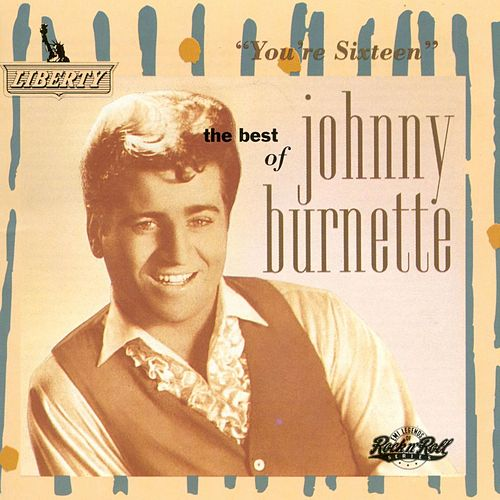 Best Of by Johnny Burnette