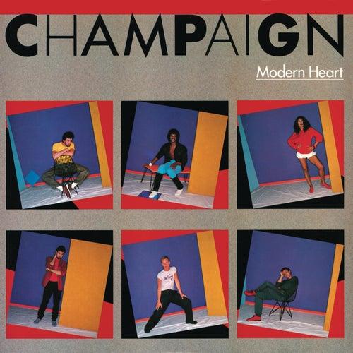 Modern Heart de Champaign