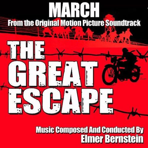 Great Escape March (From 'the Great Escape') von Elmer Bernstein