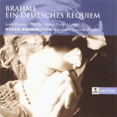 Brahms - Ein Deutsches Requiem de Lynne Dawson