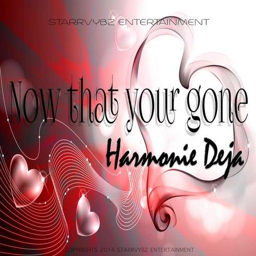 Now That Your Gone von Harmonie Deja