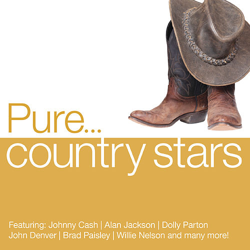 Pure... Country Stars by Various Artists