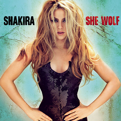 She Wolf (Deluxe Version) de Shakira