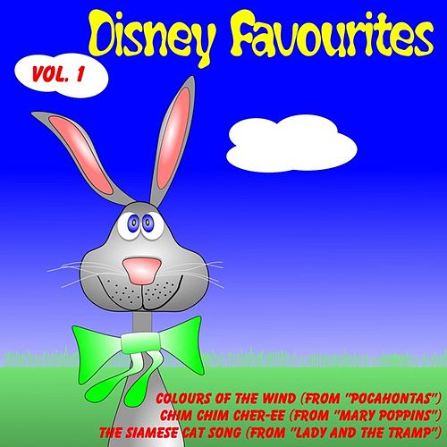 Disney Favourites, Vol. 1 by The New London Orchestra