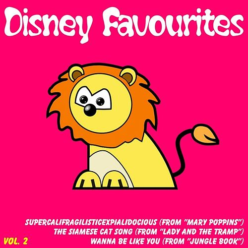 Disney Favourites, Vol. 2 by The New London Orchestra