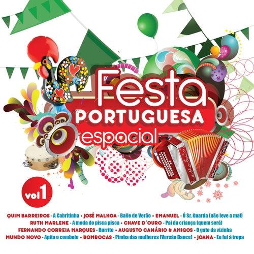 Espacial Festa Portuguesa Vol. 1 by Various Artists