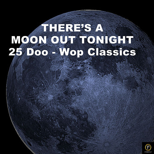 There's a Moon Out Tonight, 25 Doo-Wop Greats by Various Artists