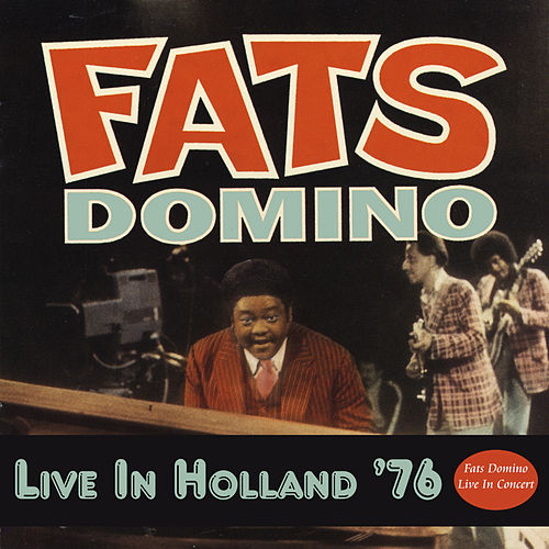 Live in Holland '76 van Fats Domino