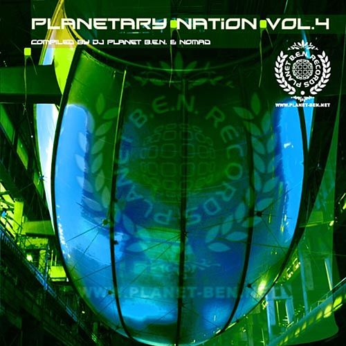 Planetary Nation, Vol.4 by Various Artists