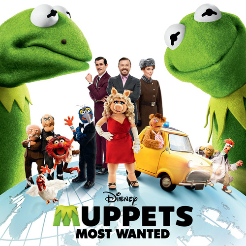 Muppets Most Wanted (Original Motion Picture Soundtrack) de Various Artists