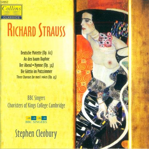 Strauss: Choral Works von BBC Singers