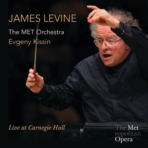 James Levine - Live At Carnegie Hall von James Levine