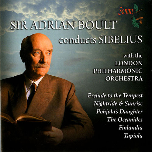 Sir Adrian Boult Conducts Sibelius (1956) de London Philharmonic Orchestra