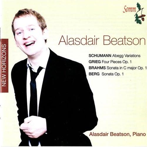 Schumann, Grieg, Brahms & Berg: Op. 1 de Alasdair Beatson