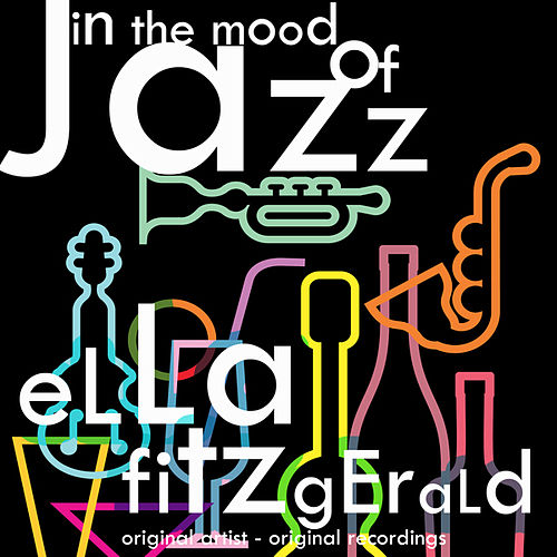 In the Mood of Jazz de Ella Fitzgerald