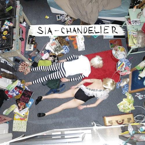 Chandelier de Sia