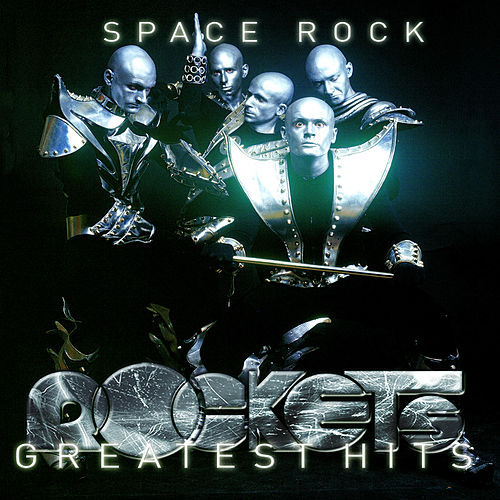 Space Rock: Greatest Hits de The Rockets