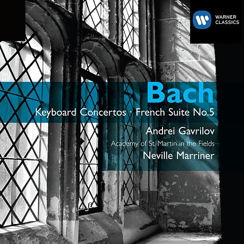 Bach: Keyboard Concertos - French Suite No.5 de Academy Of St. Martin-In-The-Fields