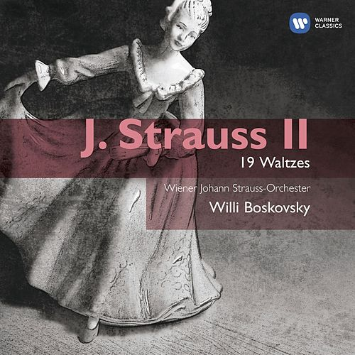 Johann Strauss II: Waltzes by Willi Boskovsky