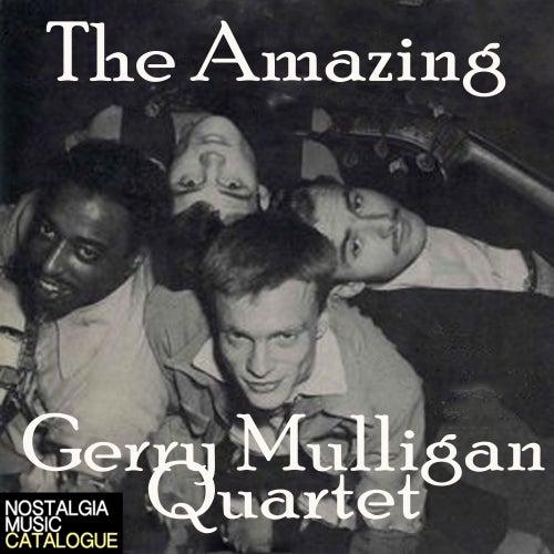 The Amazing Gerry Mulligan Quartet de Gerry Mulligan