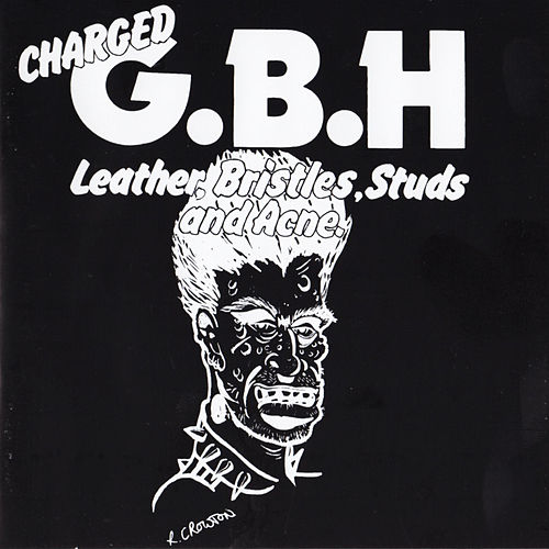 Leather, Bristles, Studs and Acne by G.B.H.